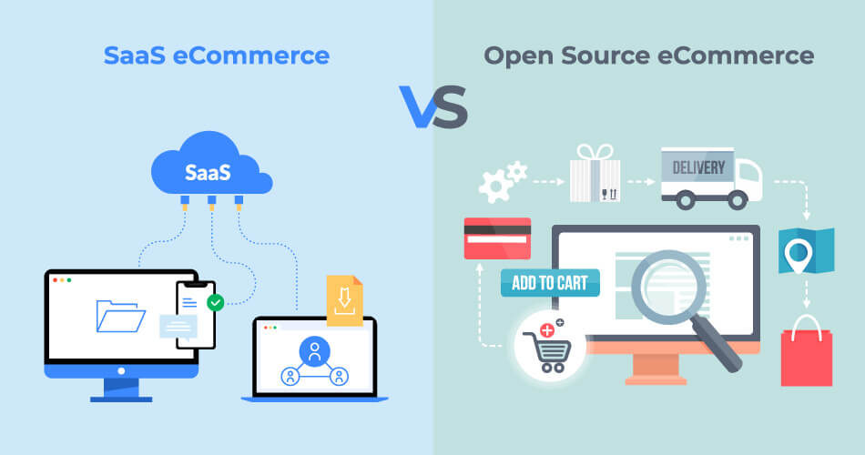 difference-between-saas-eCommerce