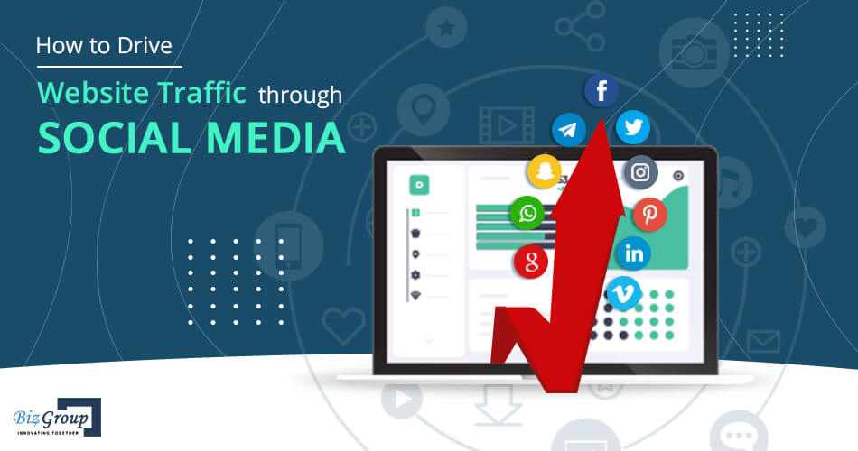 how-to-drive-website-traffic-through-social-media