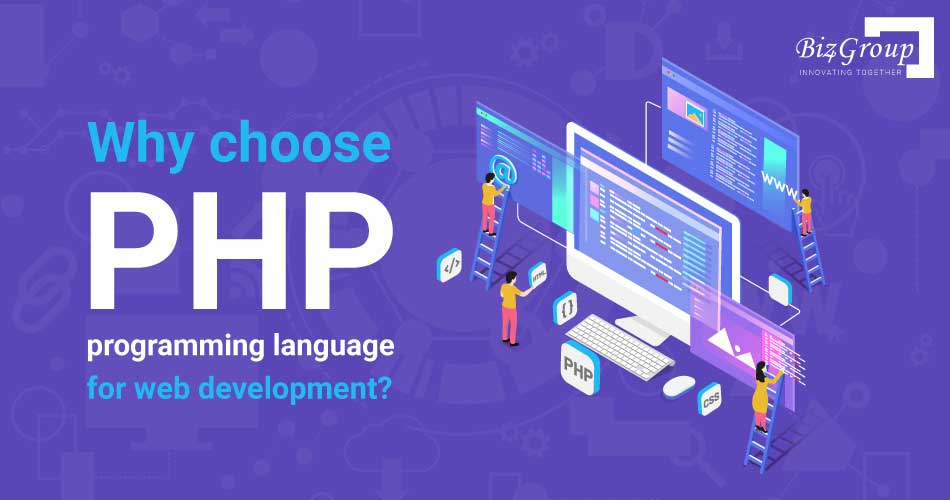 why-choose-php-programming-language-for-web-development